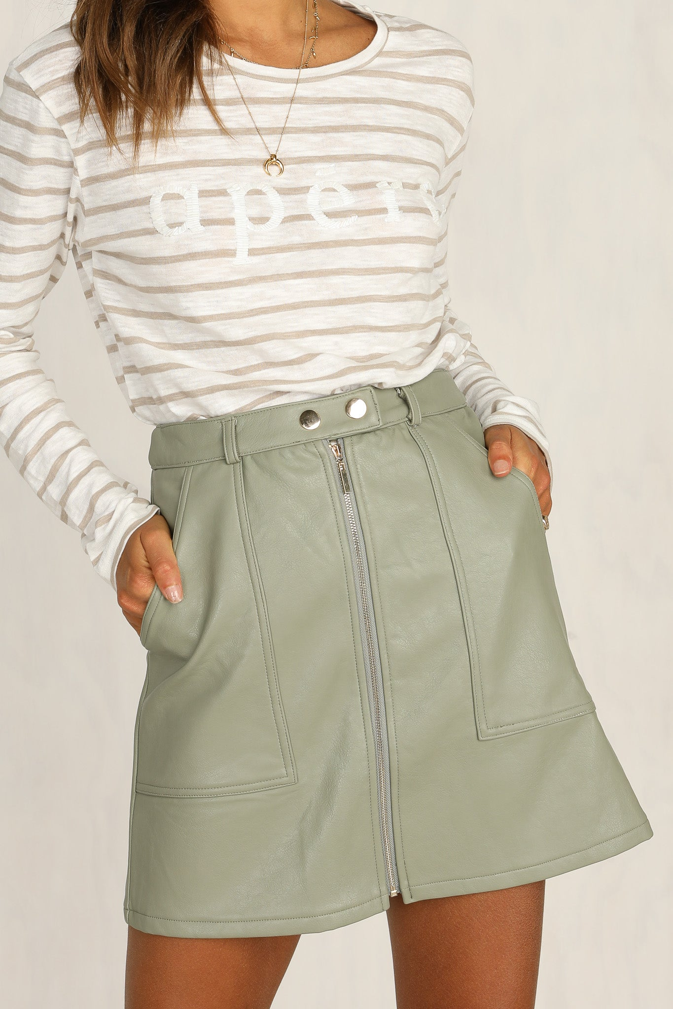 Intoxicate Skirt