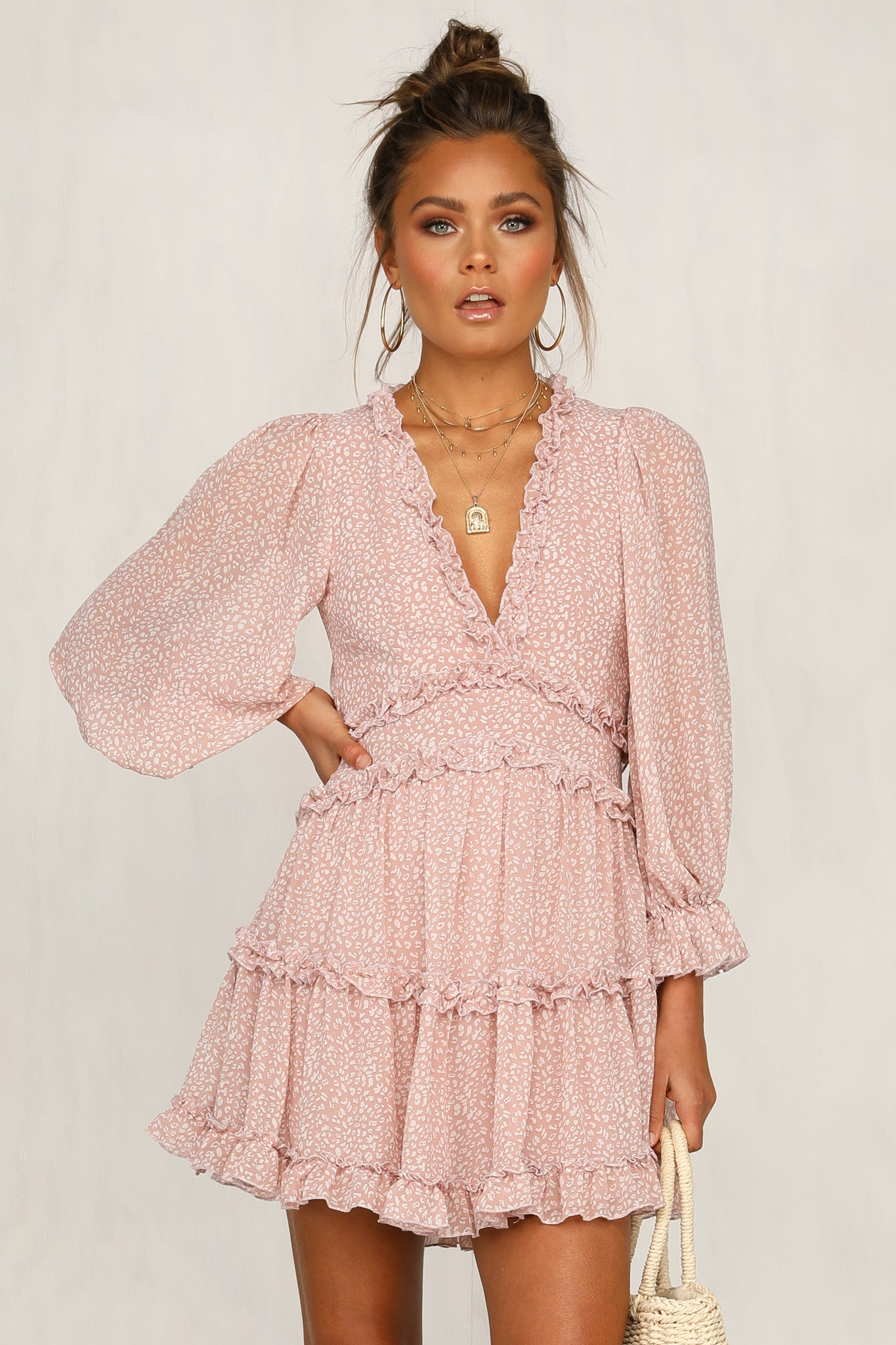 Sweet On You Dress (Pink)
