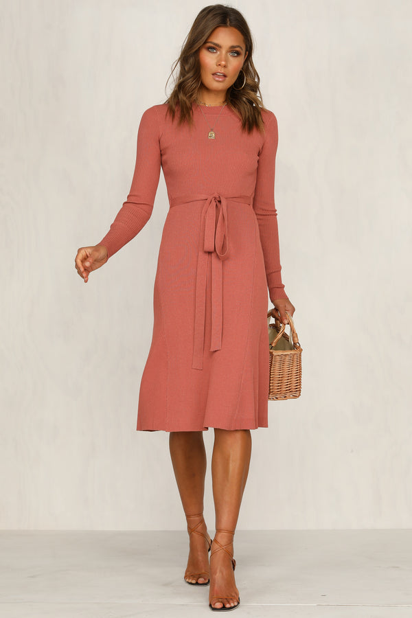 Emery Dress (Rose)