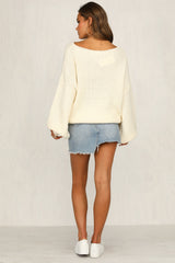 Embrace Knit Sweater