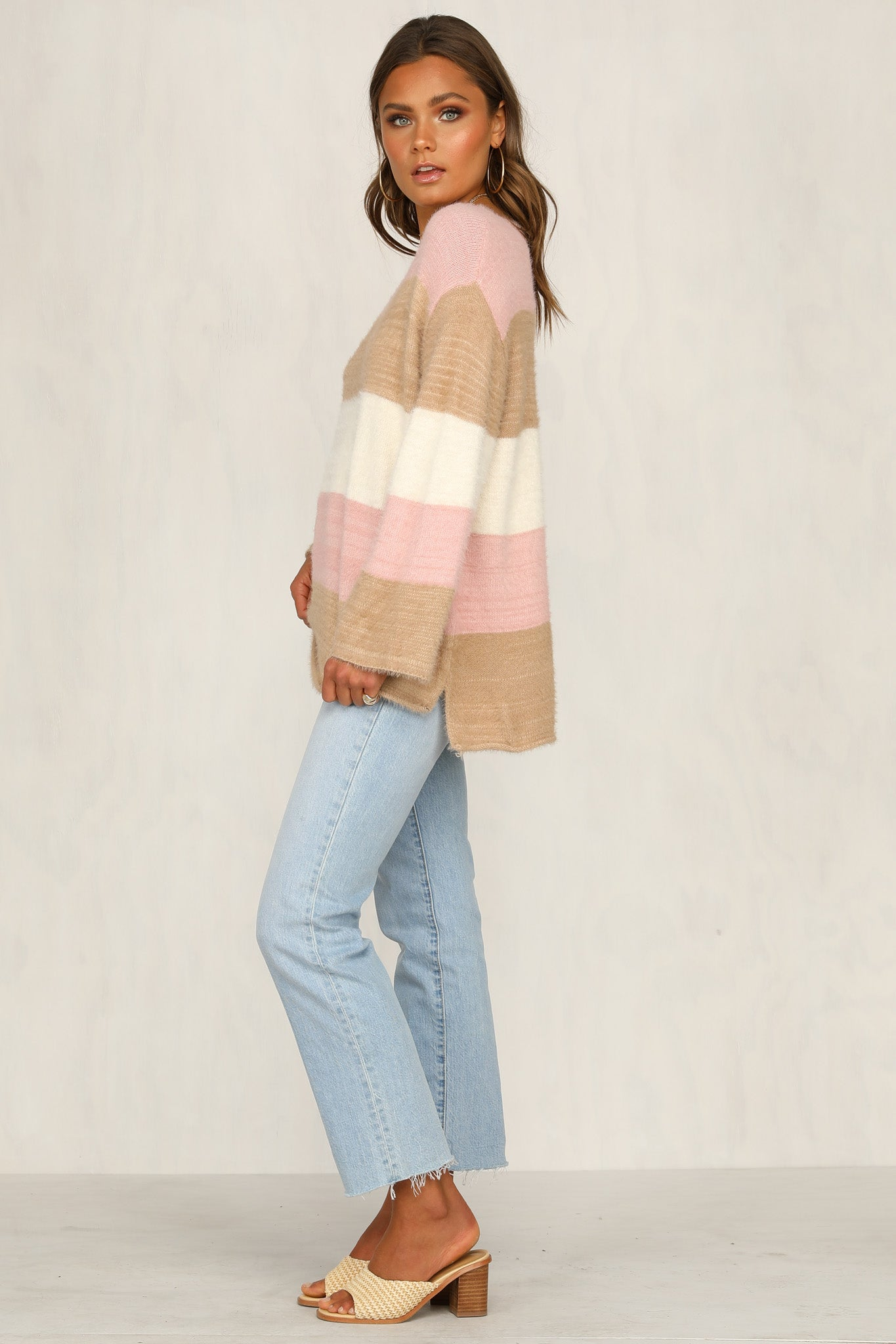 Set In Motion Knit Sweater