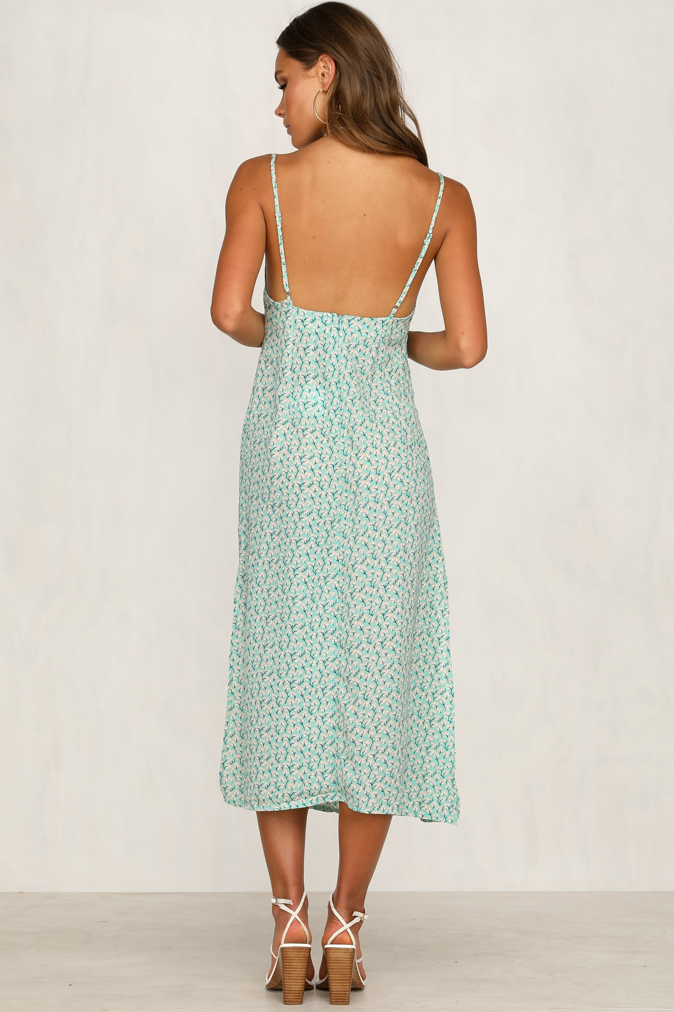Siren Dress (Green)