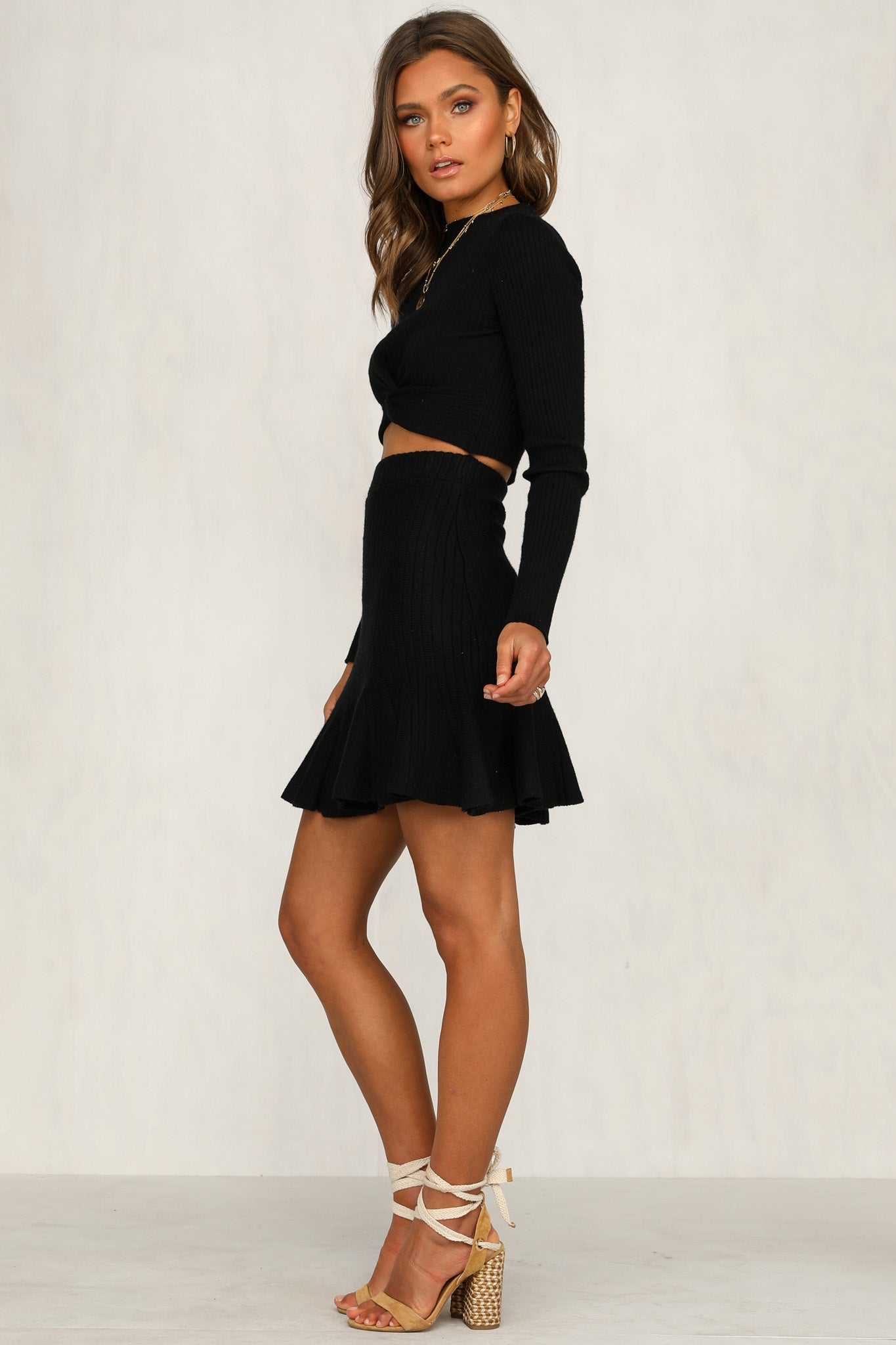 Rosie Skirt (Black)
