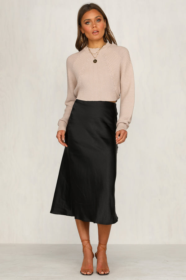 Evolution Skirt (Black)