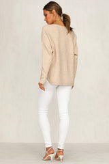 Sweet Relief Knit (Beige)