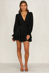 Dream Days Dress (Black)