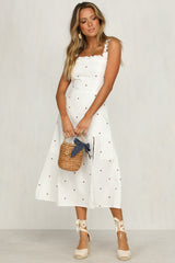 Girl Like You Dress (White)