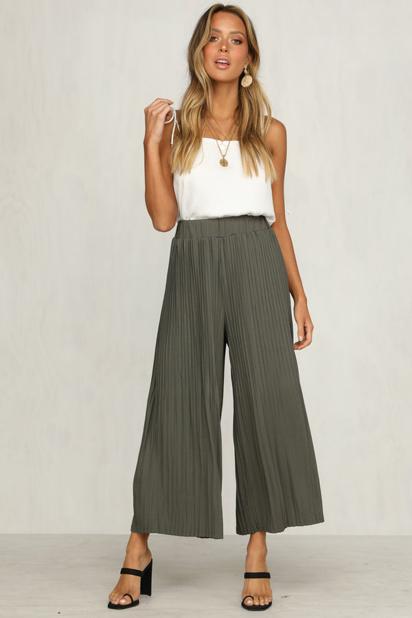 Keep On Pants (Khaki)