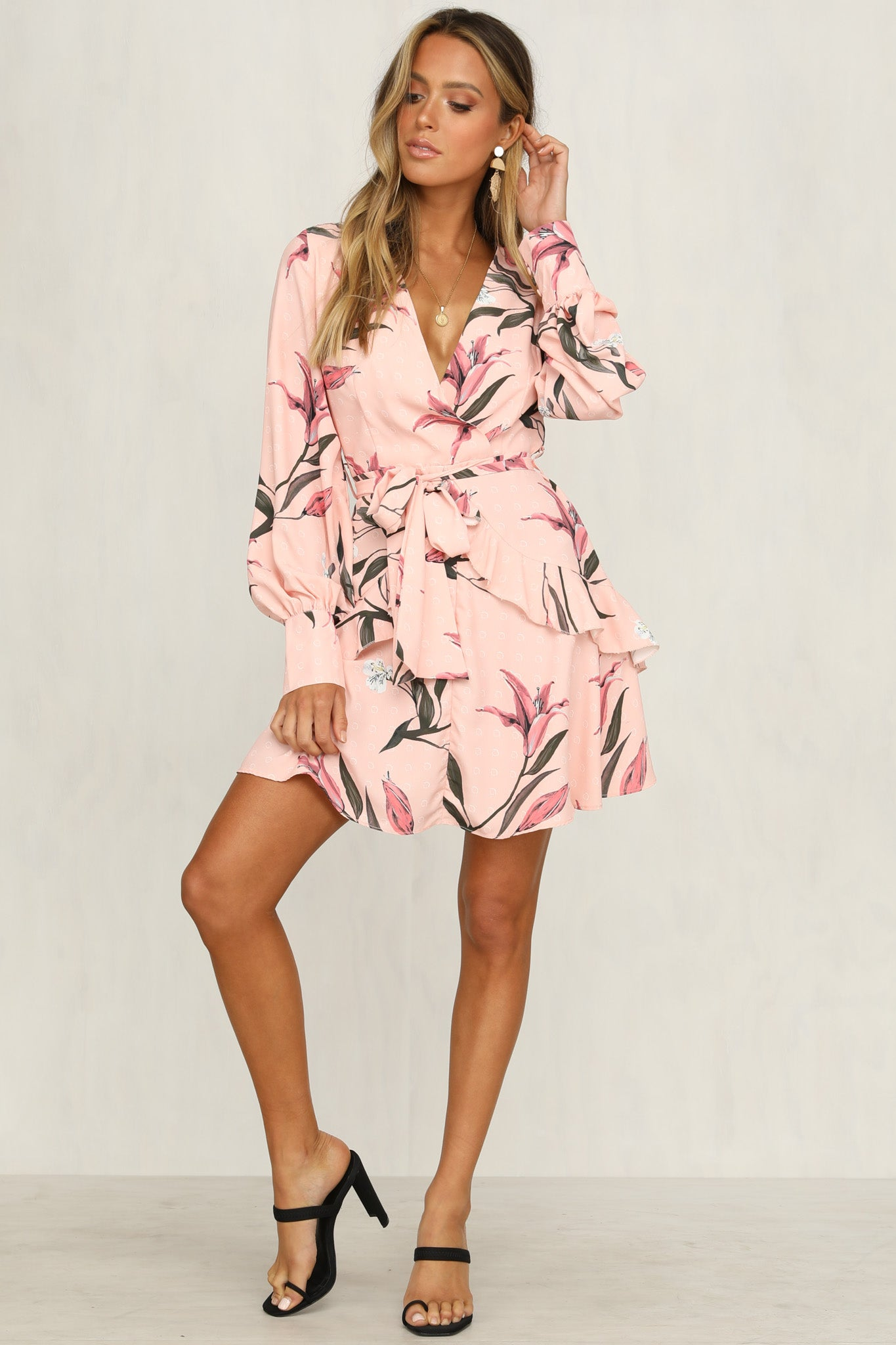 Hold Me Closer Dress