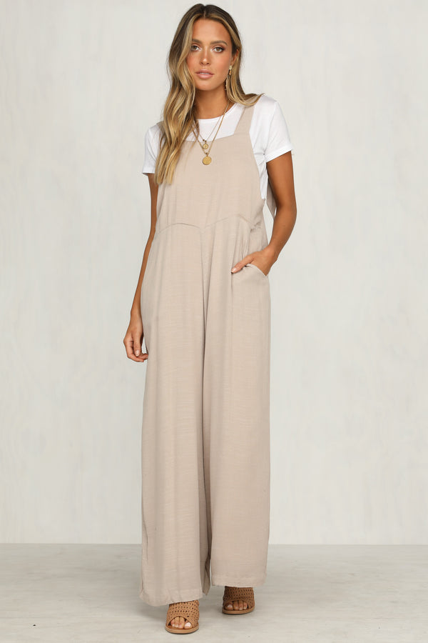 Sweet Carolina Jumpsuit