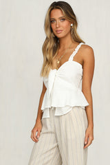Capri Top (White)