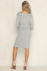 After All Knit Dress