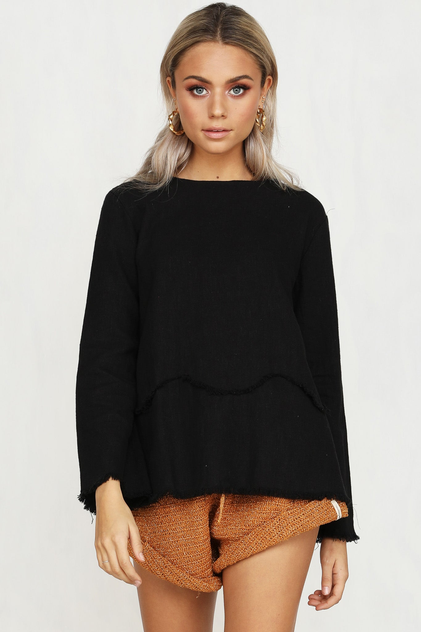 Jaggar Top (Black)