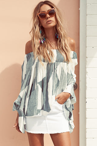Warm Nights Top