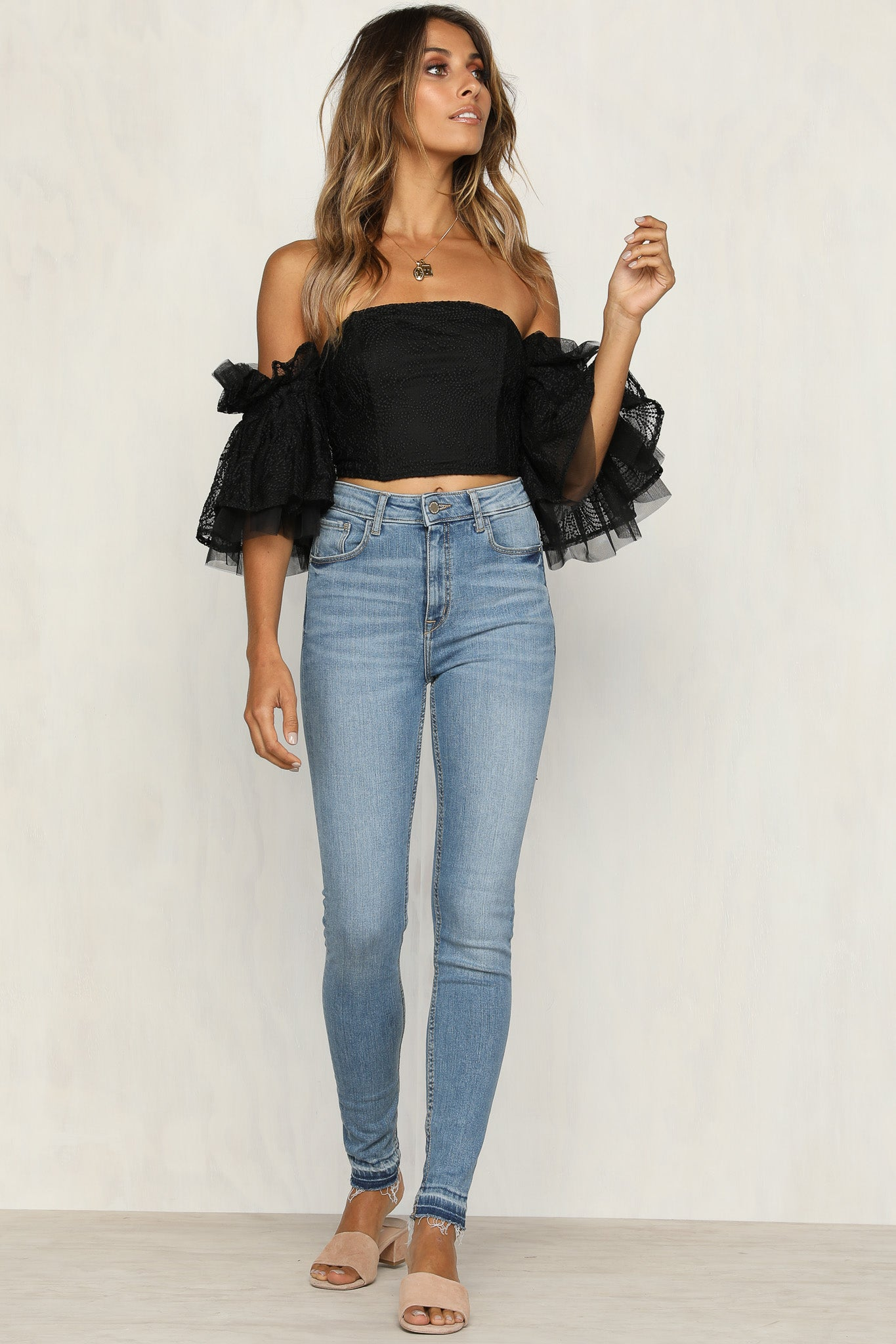 Enchant Top (Black)