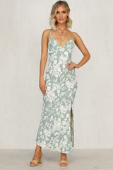 Float Away Dress (Sage)