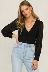 Alabaster Top (Black)