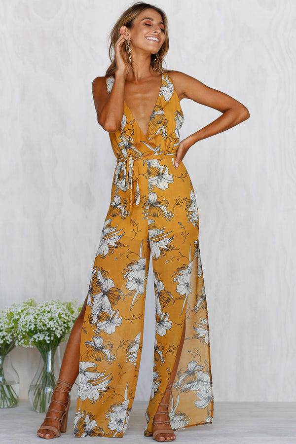 Tropical Oasis Jumpsuit