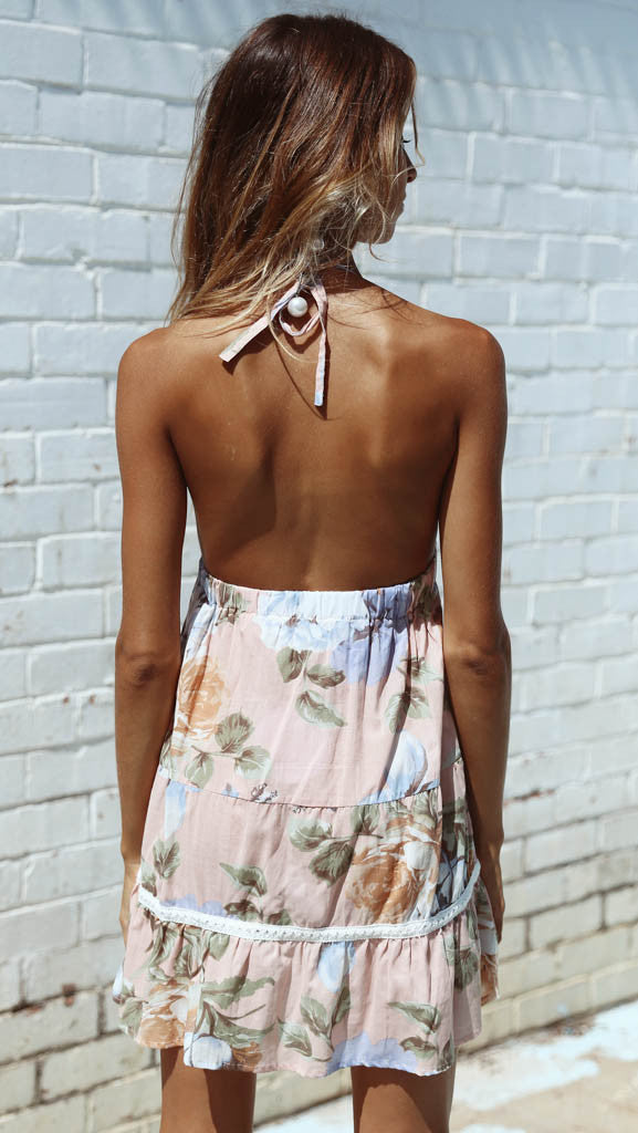 Spiced Honey Dress