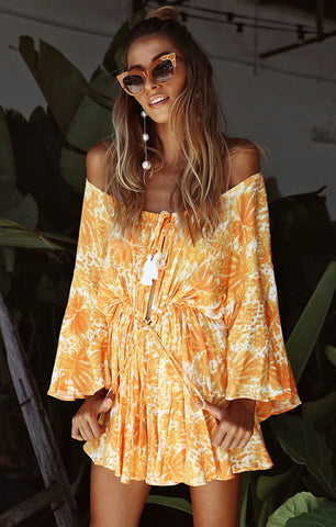 Summer Sunset Playsuit
