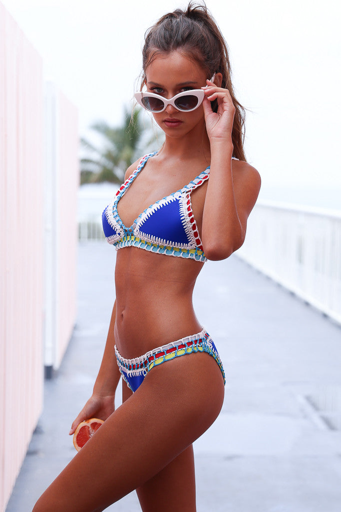 Electric Summer Bikini