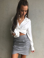 Goosebumps Skirt