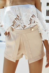 Peach Days Shorts