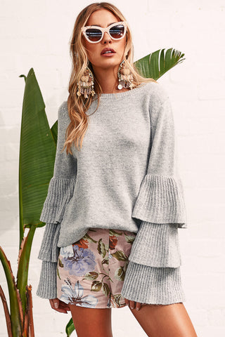 Pretty Lovers Knit Top