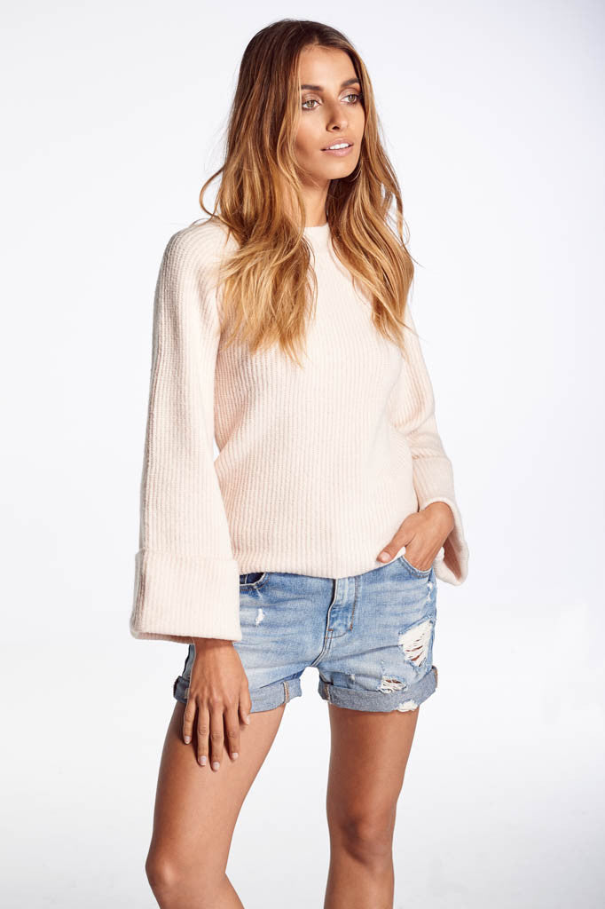 Night Sky Knit (Blush)