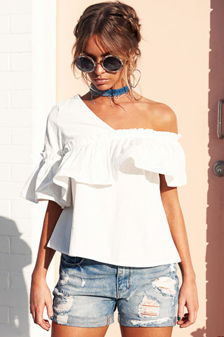White Moon Top