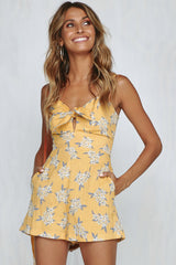 River Winds Playsuit