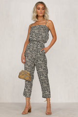 Firebird Jumpsuit (Black)
