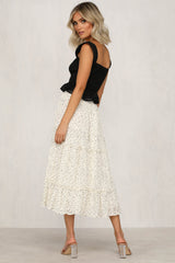 Into The Mystic Skirt (Cream)