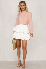 Candie Top (Blush)