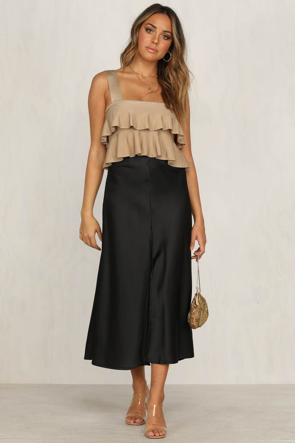 Touch Of Grace Skirt (Black)
