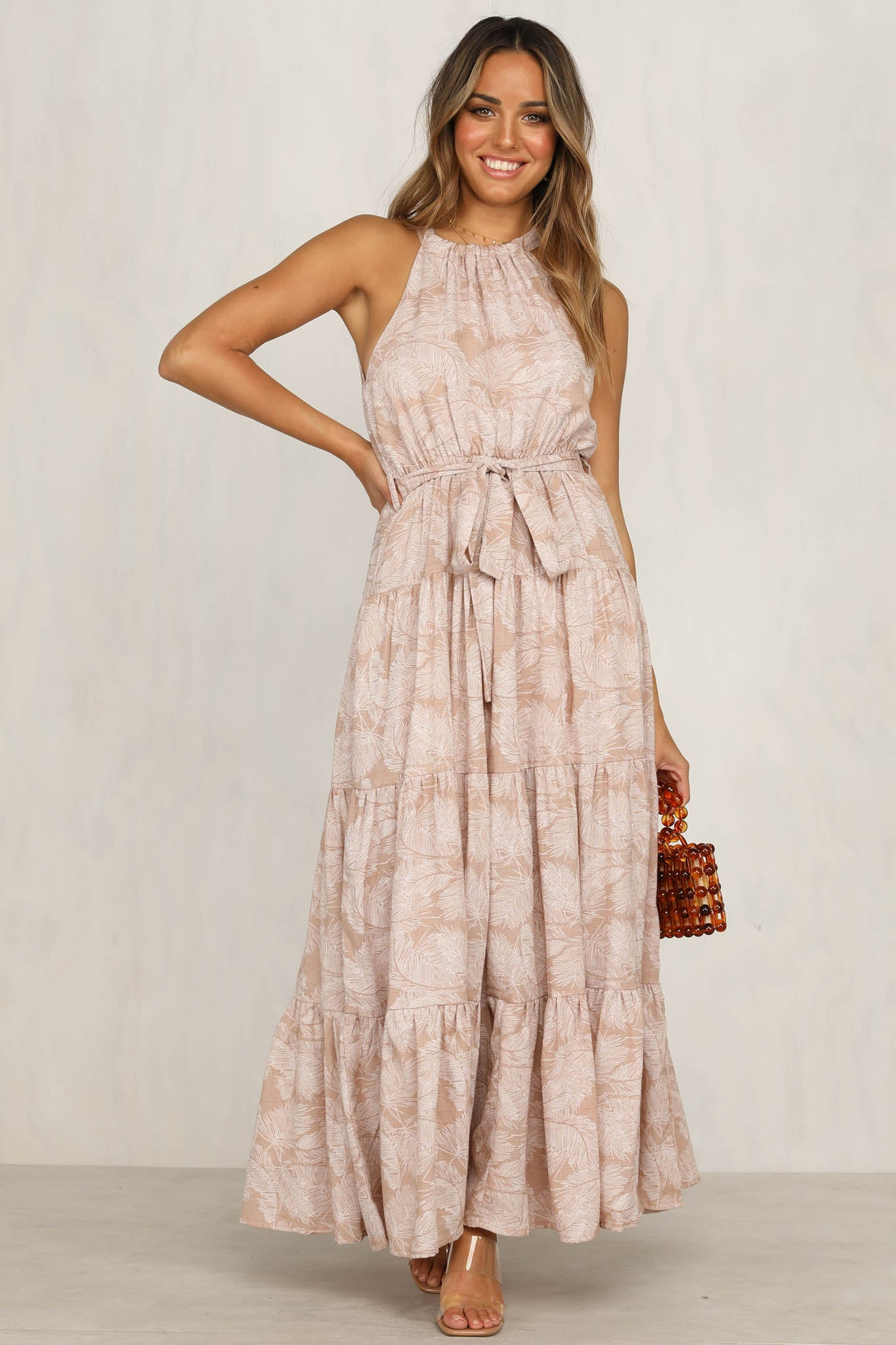 Inner Feelings Maxi Dress