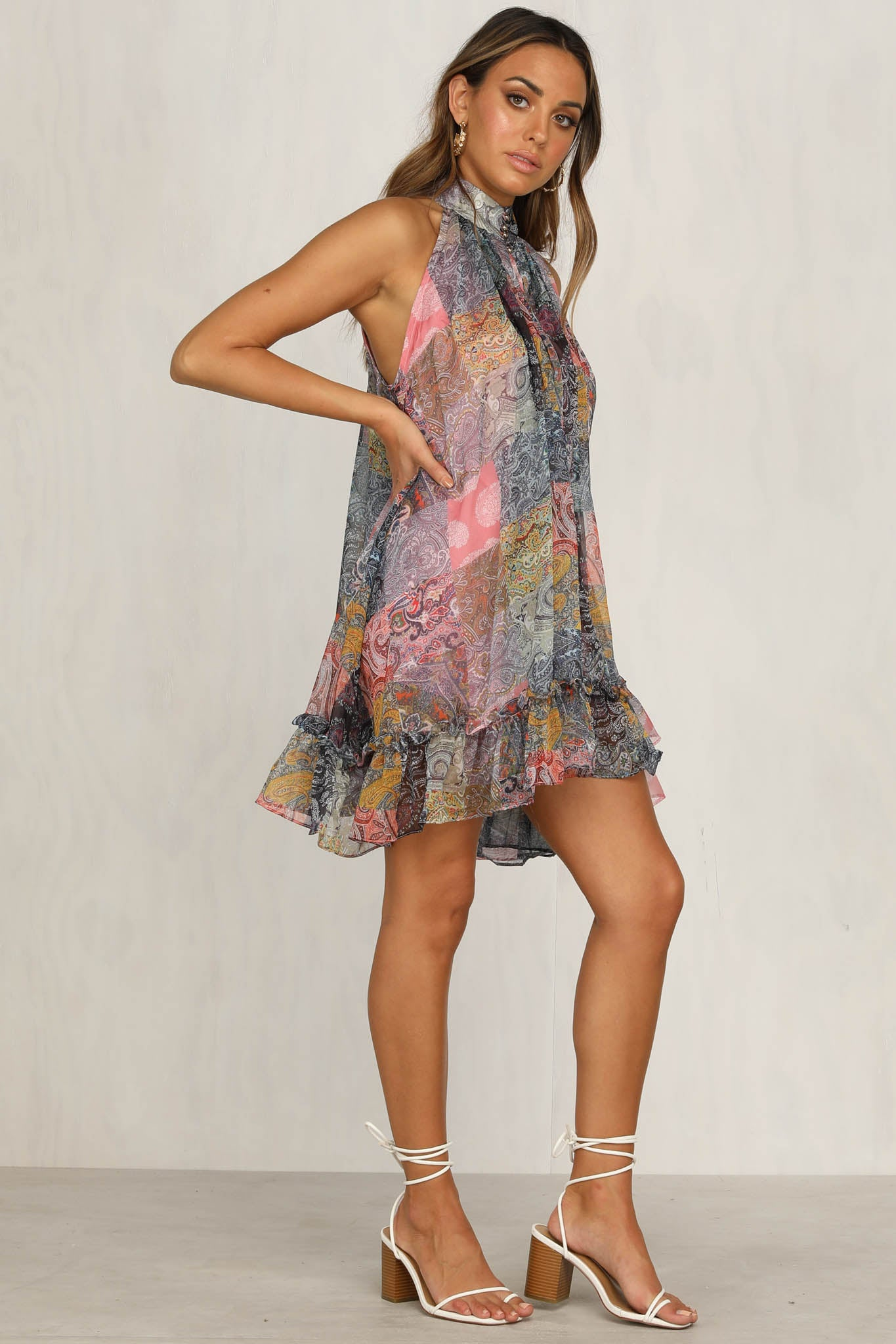 Wild Honey Dress