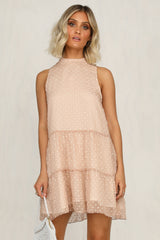 Sweetheart Dress (Dusty Rose)