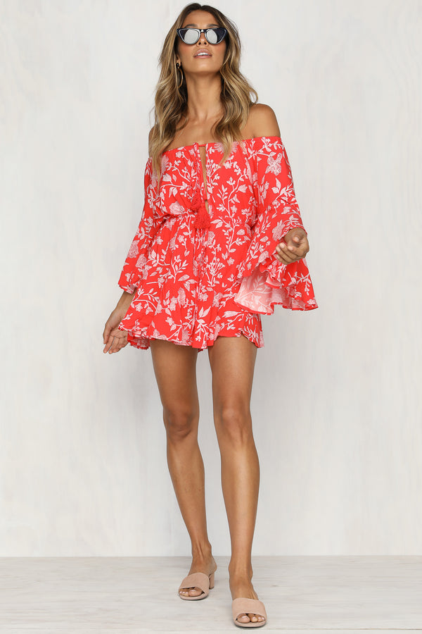 Pasadena Playsuit
