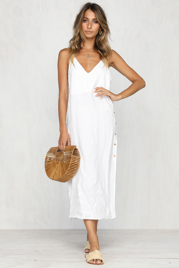 Layley Dress (White)
