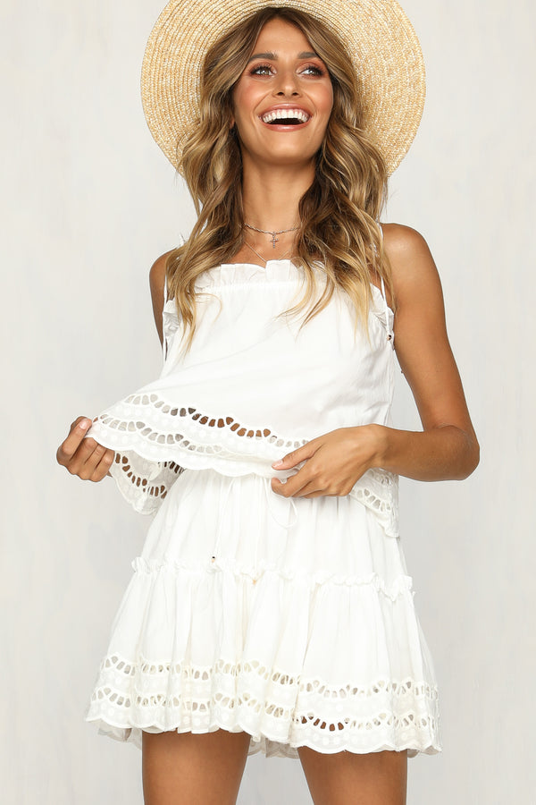 Frida Top (White)