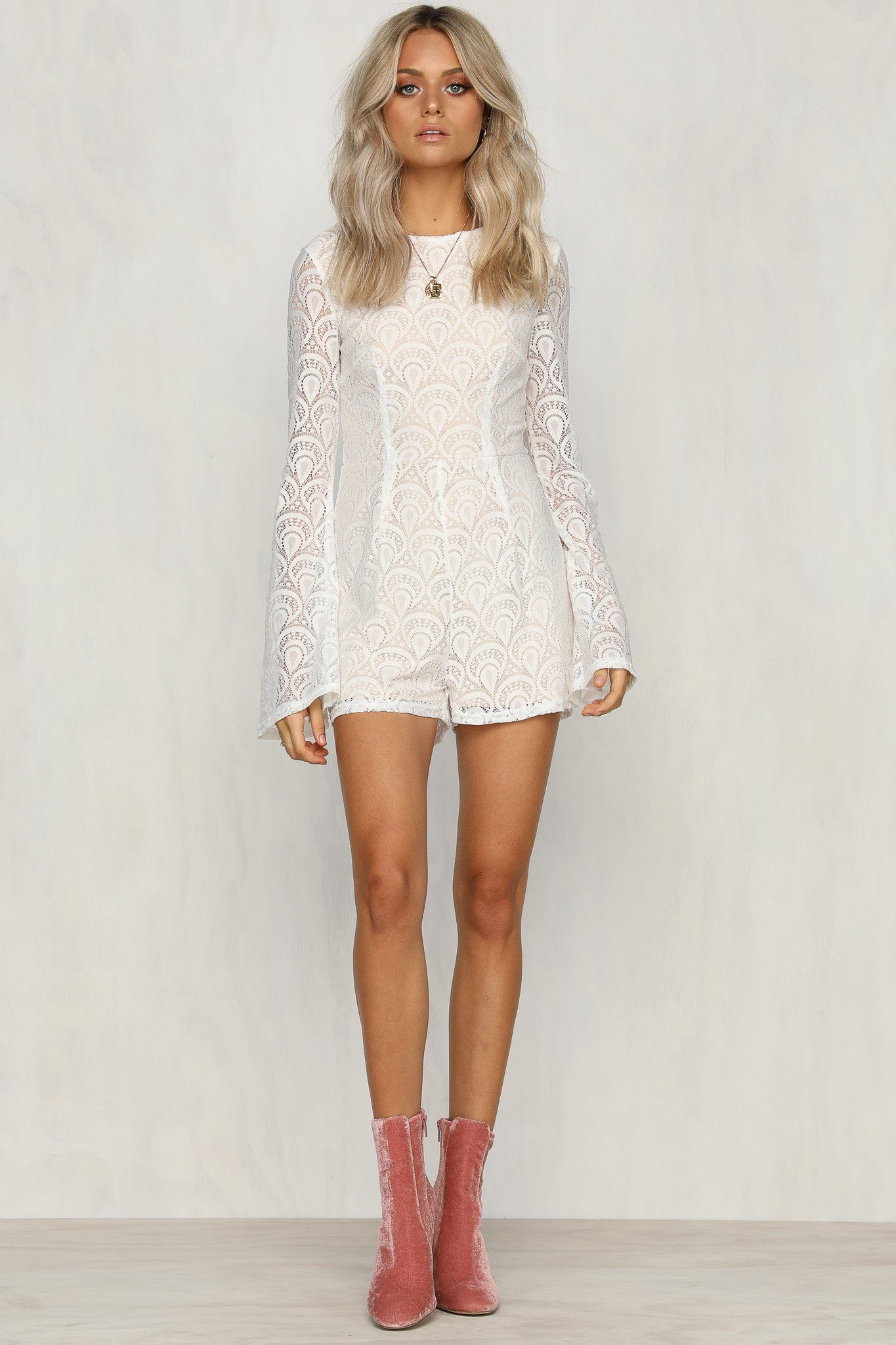 Tranquillity Playsuit