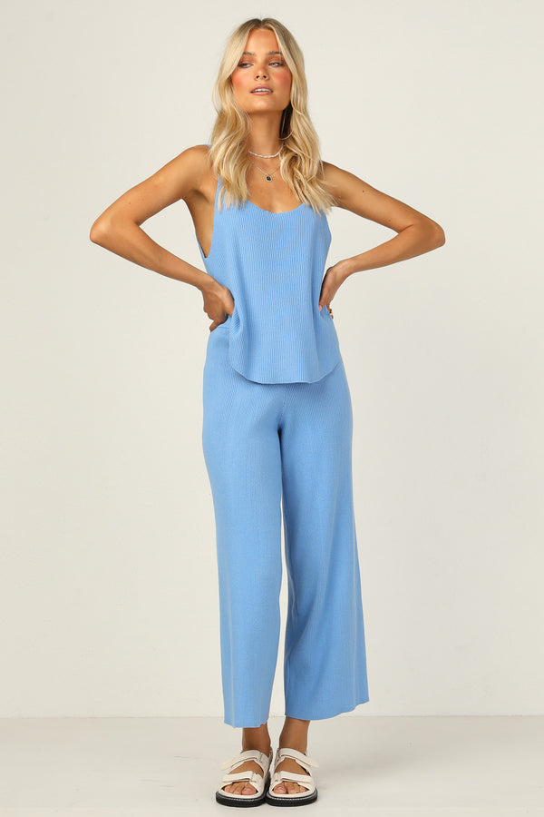 Holly Pant (Blue)