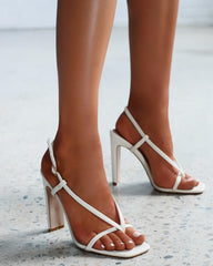Yael Heel (Off White)
