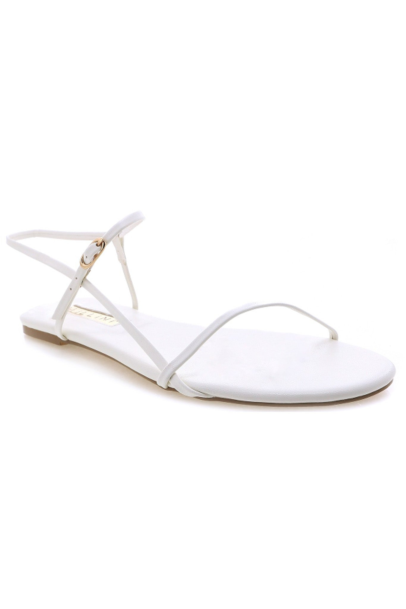 Patchouli Sandal (White)