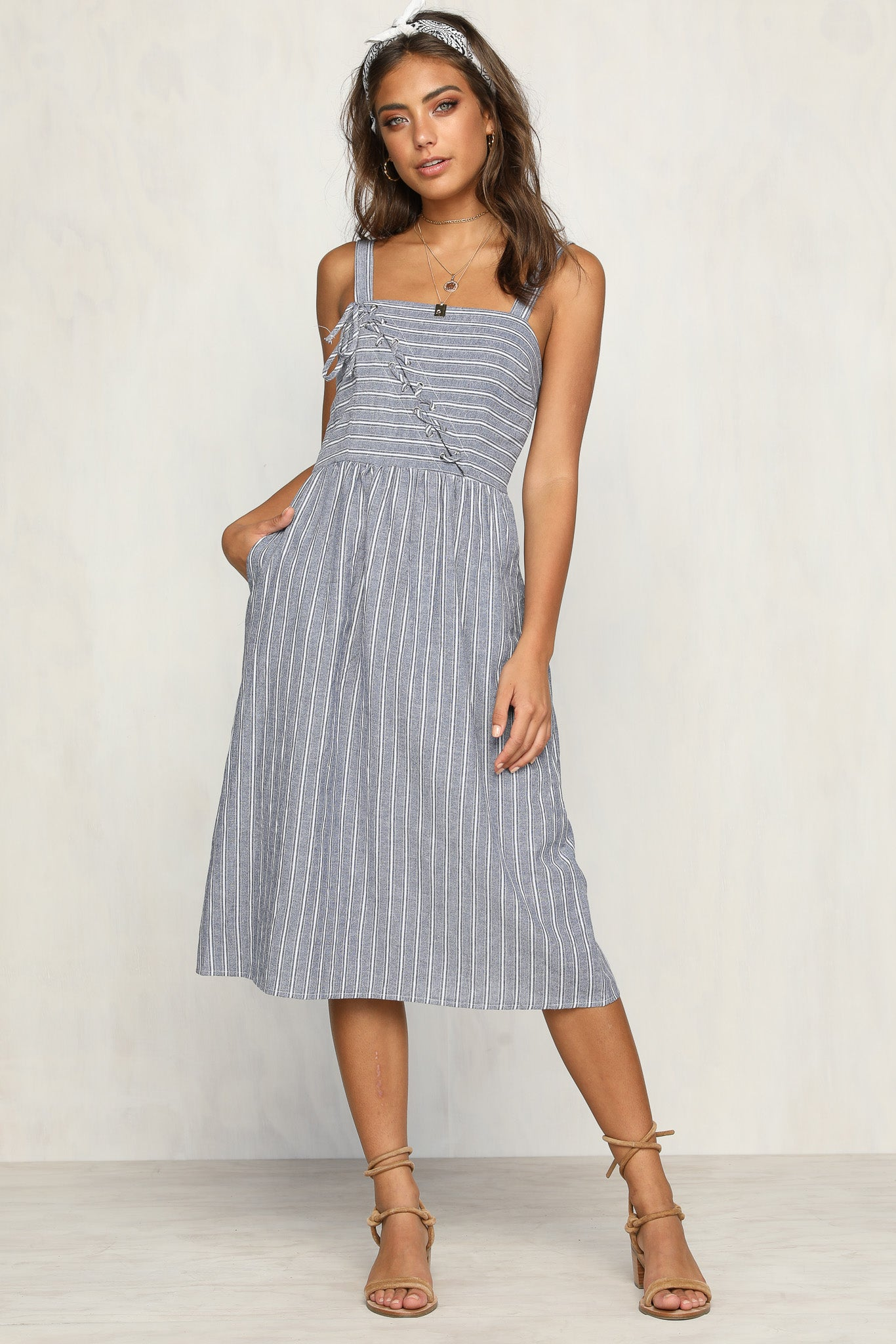 Begin Again Dress