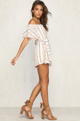 Warm Feelings Playsuit