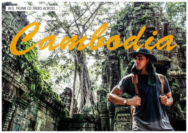 The Adventures of WG Trunk Co in Cambodia