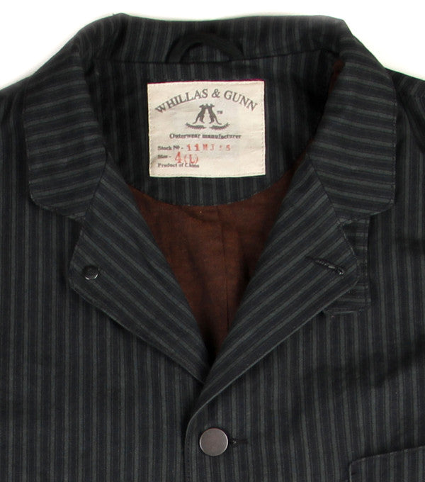 Charles Jacket in Blue Stripe