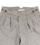 Charles Pants in Natural Stripe